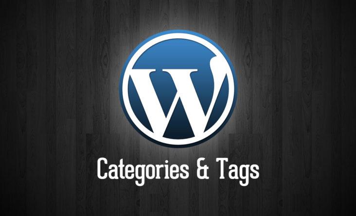 wordpress-categories-tags